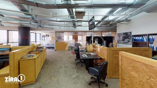 משרד בבניין בסר 2 | קומה 14 | שטח 570מ״ר  | תמונה #2 - 1