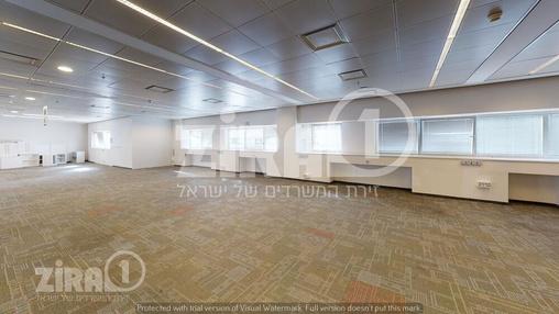 משרד בבניין בית מוטורולה | קומה 1 | שטח 1830מ״ר  | תמונה #3 - 1