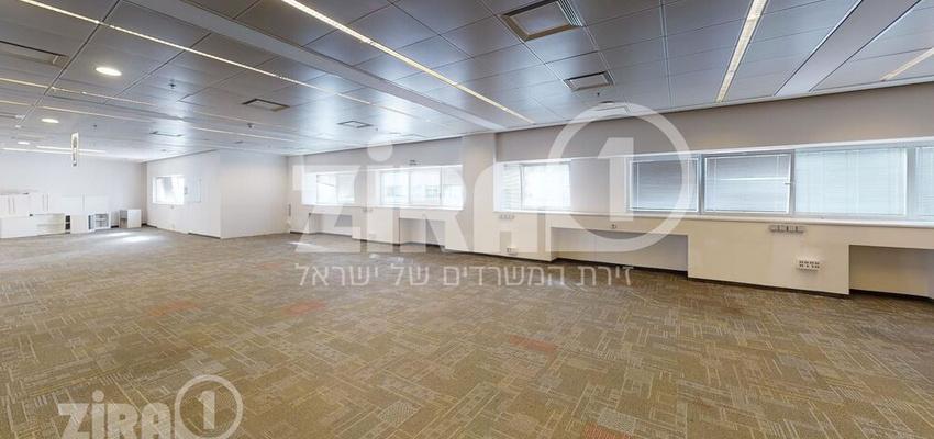 משרד בבניין בית מוטורולה   קומה 1   שטח 1830מ״ר    תמונה #0 - 1