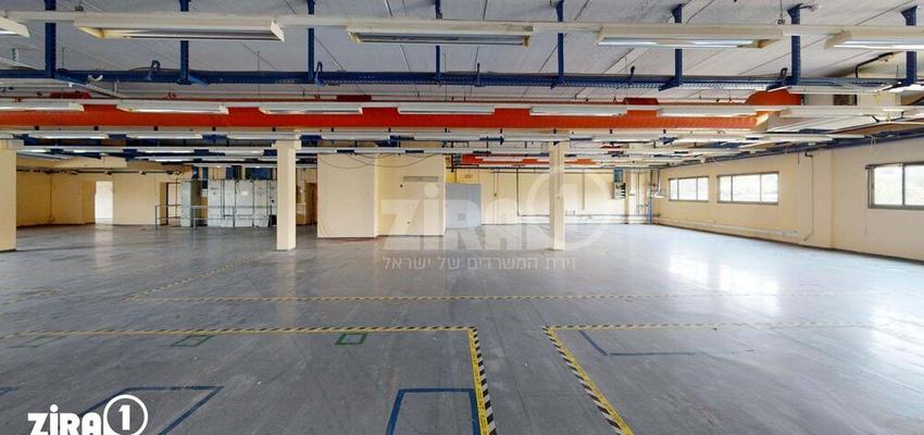 משרד בבניין בניין שלי בעמק | קומה 2 | שטח 4000מ״ר  | תמונה #0 - 1