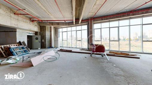 משרד בבניין מגדל הורוביץ -רחובות | קומה 1 | שטח 500מ״ר  | תמונה #16 - 1