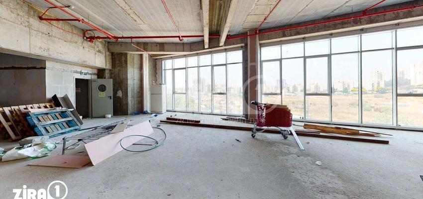 משרד בבניין מגדל הורוביץ -רחובות   קומה 1   שטח 500מ״ר    תמונה #0 - 1