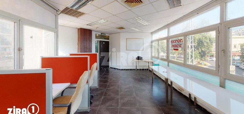 משרד בבניין סוקולוב 2 | קומה 1 | שטח 50מ״ר  | תמונה #0 - 1