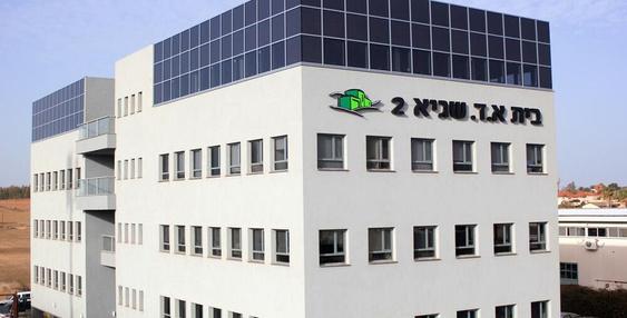 בניין בית א.ד. שגיא 2 בבנימינה | רמת הבניין classA | תמונה #1 - 1