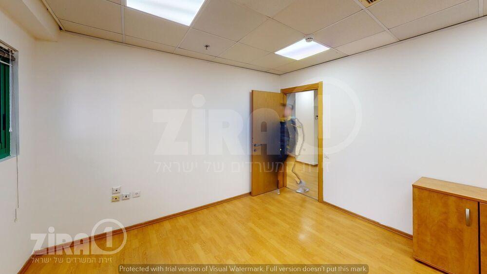 משרד בבניין תאומי עידן - עידן 2   קומה 2   שטח 120מ״ר    תמונה #0 - 1