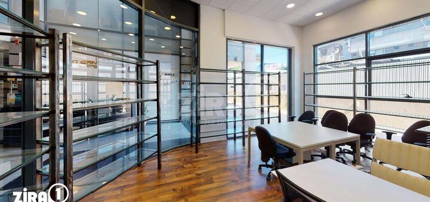 משרד בבניין בניין שטרן | קומה 2 | שטח 200מ״ר  | תמונה #0 - 1