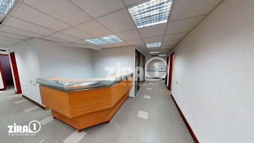 משרד בבניין בית הלמן  | קומה 2 | שטח 360מ״ר  | תמונה #11 - 1