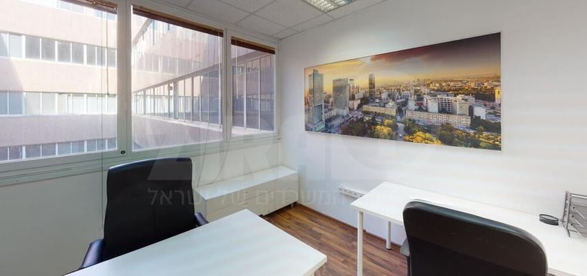 משרד בבניין הנחושת 2   קומה 2   שטח 100מ״ר    תמונה #0 - 1