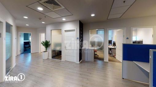 משרד בבניין מגדלי פז- 2 | קומה 12 | שטח 1028מ״ר  | תמונה #10 - 1