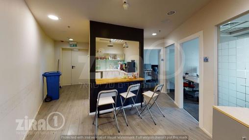משרד בבניין מגדלי פז- 2 | קומה 14 | שטח 1028מ״ר  | תמונה #21 - 1
