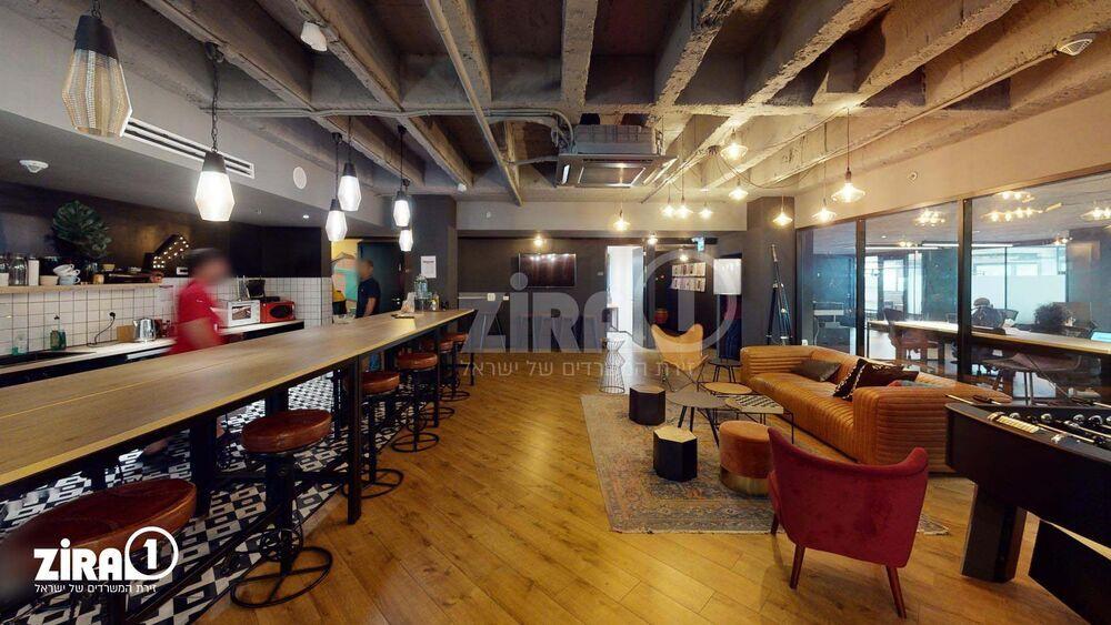 חלל עבודה rent24 Eliezer Kaplan בתל אביב יפו | קומה 2 | תמונה #0 - 1