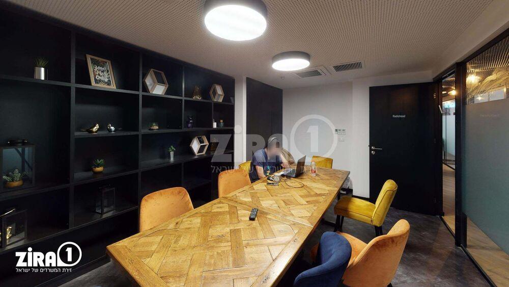 rent24 Eliezer Kaplan | חדר ישיבות ל-  1 - 12 אנשים  | תמונה #0 - 1