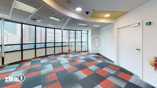 משרד בבניין מגדלי פז- 2 | קומה 2 | שטח 280מ״ר  | תמונה #20 - 1