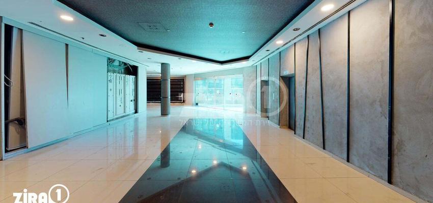 משרד בבניין בית מוסקט   קומה 2   שטח 2000מ״ר    תמונה #0 - 1