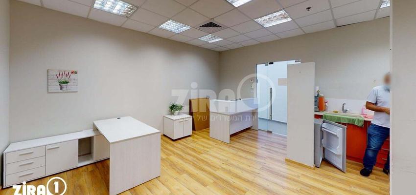 משרד בבניין ליגד סנטר 2   קומה -1   שטח 56מ״ר    תמונה #0 - 1