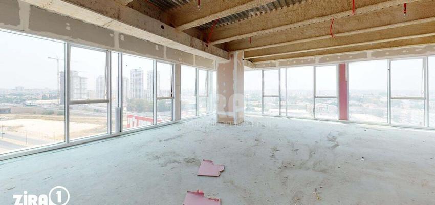 משרד בבניין מגדל הורוביץ -רחובות | קומה 4 | שטח 158מ״ר  | תמונה #0 - 1