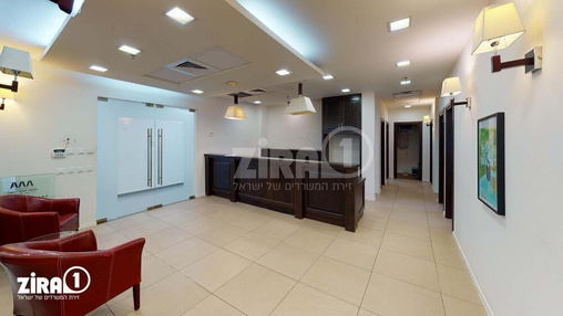 משרד בבניין ליגד סנטר 2 | קומה 1 | שטח 270מ״ר  | תמונה #1 - 1