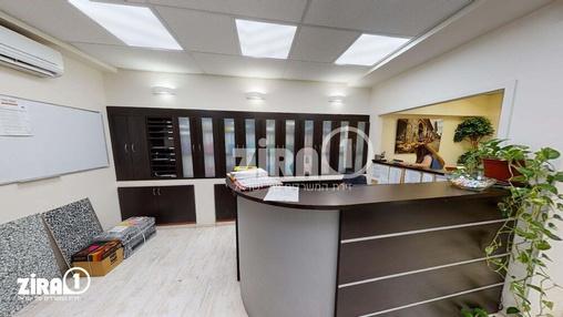 משרד בבניין בית מצליח | קומה 2 | שטח 230מ״ר  | תמונה #7 - 1