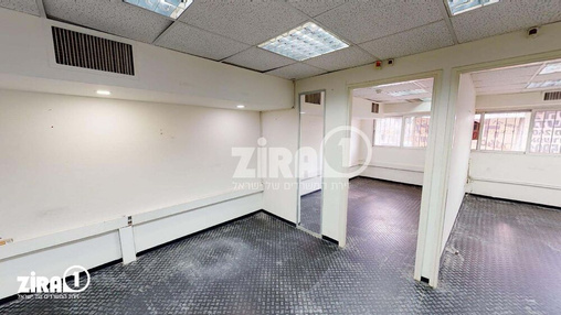 משרד בבניין בית יחזקאל | קומה 2 | שטח 240מ״ר  | תמונה #11 - 1