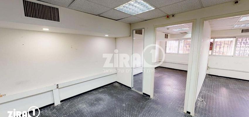 משרד בבניין בית יחזקאל   קומה 2   שטח 240מ״ר    תמונה #0 - 1