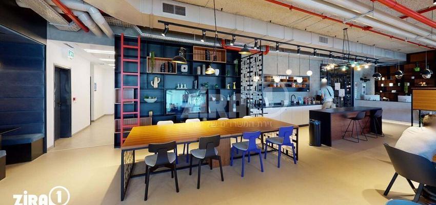 Regus Pal-Yam Haifa | שולחן באופן ספייס ל-  1 - 1 אנשים  | תמונה #0 - 1