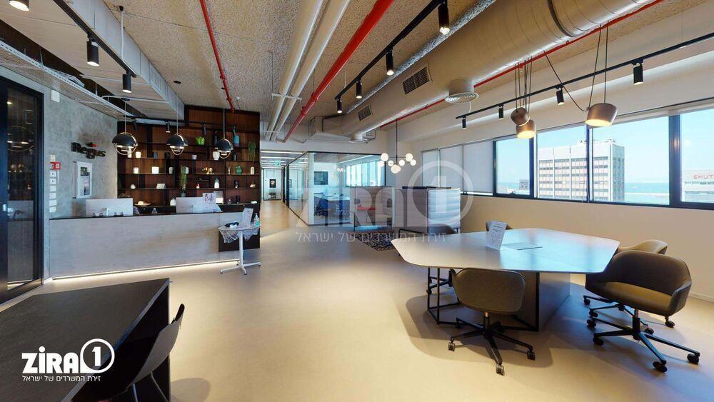 חלל עבודה: Regus Pal-Yam Haifa בחיפה | קומה: 6 | תמונה #6 - 1