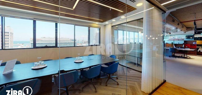 Regus Pal-Yam Haifa | חדר ישיבות ל-  1 - 12 אנשים  | תמונה #0 - 1