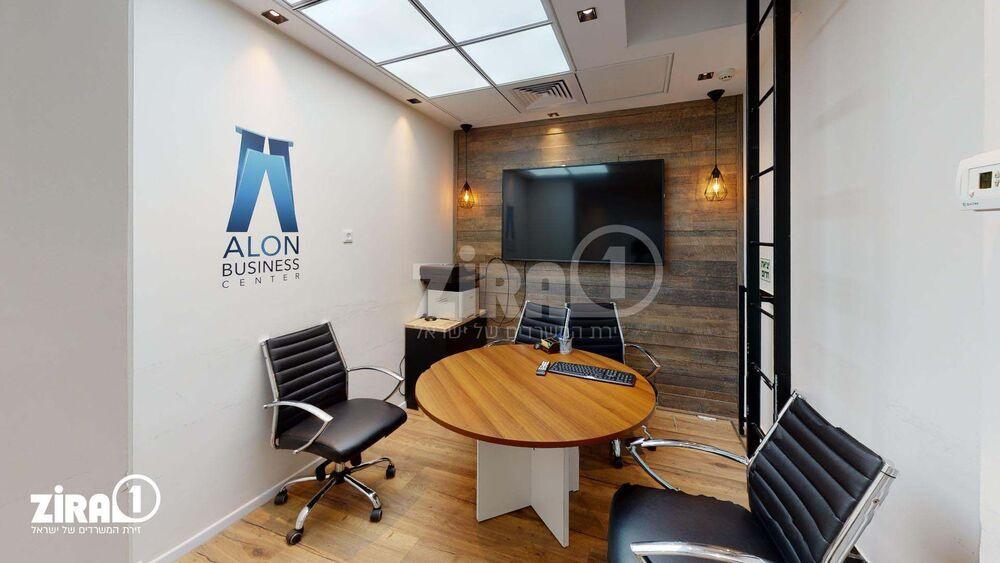 חלל עבודה Alon Business Center בתל אביב יפו | קומה 6 | תמונה #0 - 1