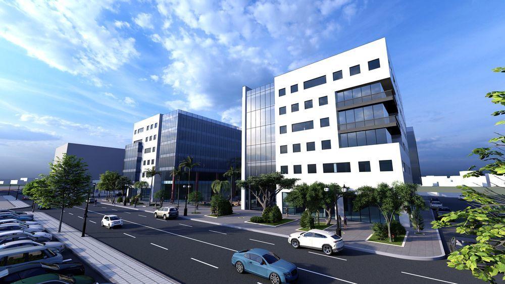 פרויקטים בהקמה הי פארק נס ציונה - Hi Park בנס ציונה | רמת הבניין classA | תמונה #0 - 1