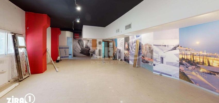 משרד בבניין בית קובי   קומה 2   שטח 190מ״ר    תמונה #0 - 1