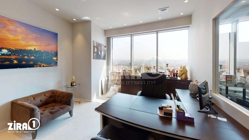 משרד בבניין אפרידר סנטר אזור | קומה 8 | שטח 400מ״ר  | תמונה #0 - 1