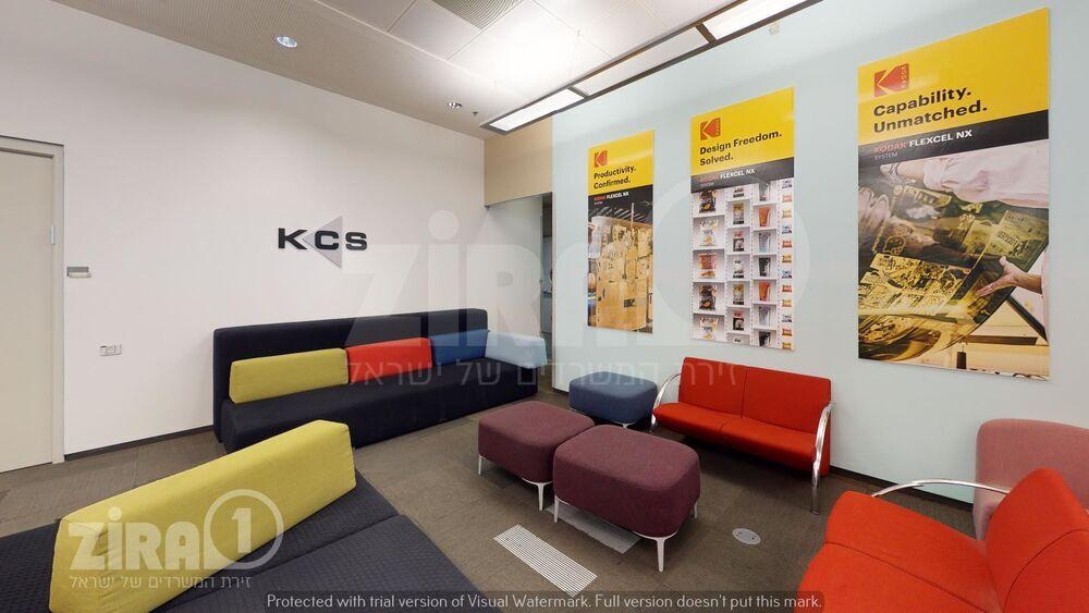 משרד בבניין בית קודאק | קומה 2 | שטח 870מ״ר  | תמונה #0 - 1