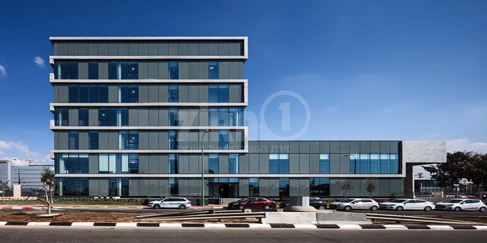 בניין אינטרגרין 2 בפתח תקווה | רמת הבניין classA | תמונה #0 - 1