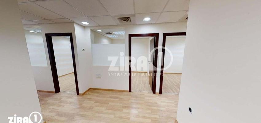 משרד בבניין בית חסון | קומה 2 | שטח 136מ״ר  | תמונה #0 - 1