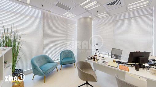 משרד בבניין בסר 3 | קומה 9 | שטח 295מ״ר  | תמונה #3 - 1