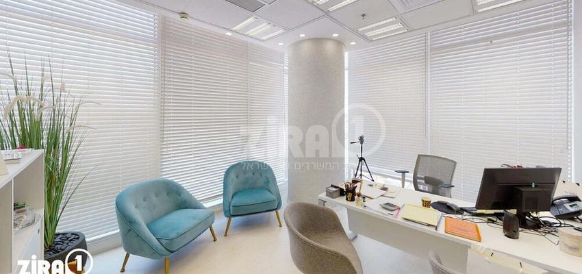 משרד בבניין בסר 3 | קומה 9 | שטח 295מ״ר  | תמונה #0 - 1