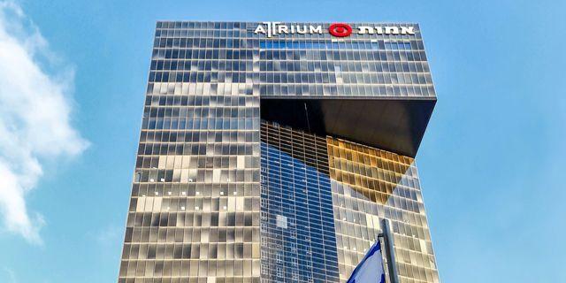 בניין אמות אטריום ברמת גן | רמת הבניין classA | תמונה #0 - 1