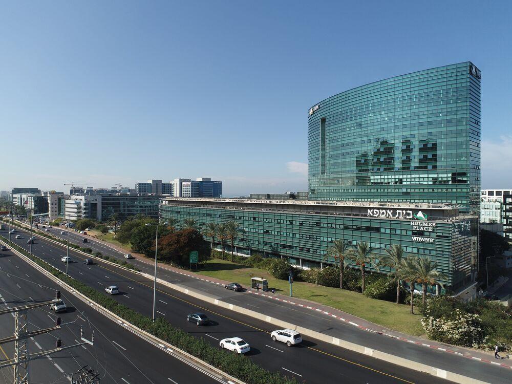 בניין בית אמפא - הרצליה ספיר 5 בהרצליה | רמת הבניין classA | תמונה #0 - 1
