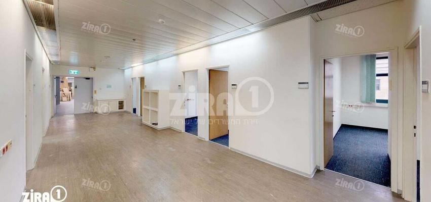משרד בבניין מגדלי הסיבים - בניין A1   קומה 4   שטח 390מ״ר    תמונה #0 - 1