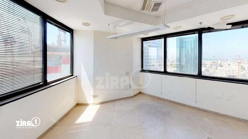 משרד בבניין מגדל נצבא  | קומה 18 | שטח 500מ״ר  | תמונה #0 - 1