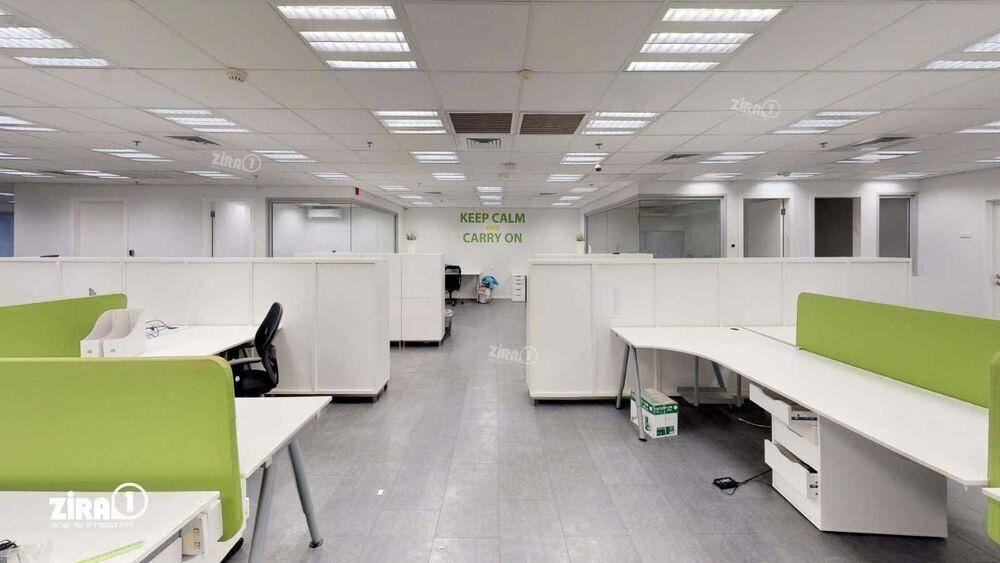 משרד בבניין הסיבים 39 | קומה: 3 | שטח 250 תמונה | מ׳׳ר #14 - 1