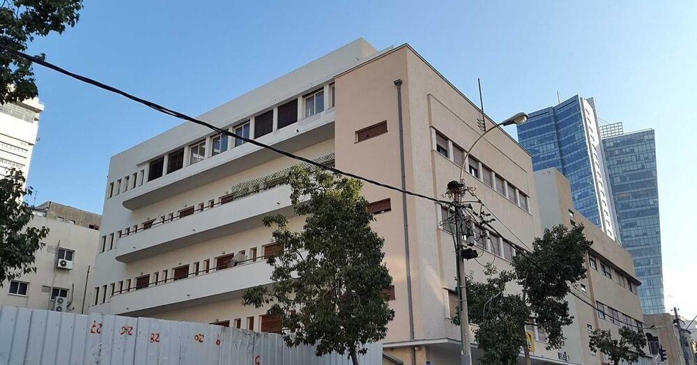 בניין לילינבלום 19 בתל אביב יפו   רמת הבניין classB   תמונה #0 - 1