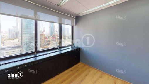 משרד בבניין המגדל - דניאל פריש | קומה 13 | שטח 196מ״ר  | תמונה #6 - 1