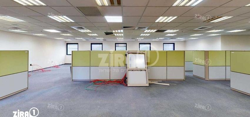 משרד בבניין בית תמר  | קומה 5 | שטח 520מ״ר  | תמונה #0 - 1
