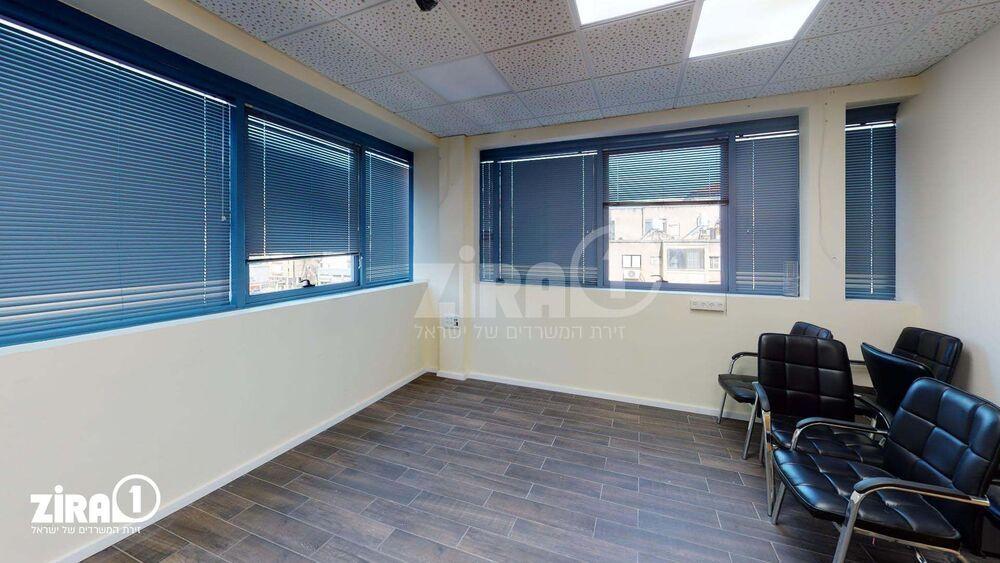 משרד בבניין פנינת הנשיא 21 | קומה: 3 | שטח 130 תמונה | מ׳׳ר #5 - 1