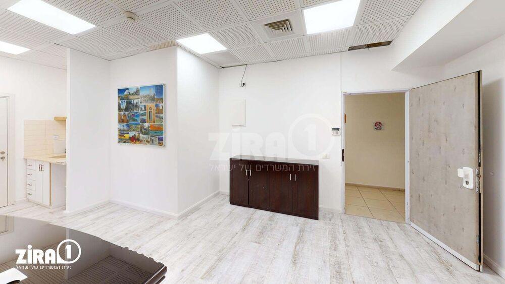משרד בבניין פנינת הנשיא 21 | קומה 3 | שטח 60מ״ר  | תמונה #0 - 1