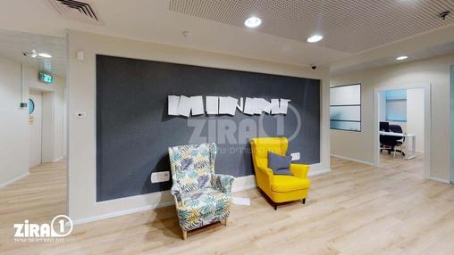 משרד בבניין מגדלי אקרשטיין -בניין A | קומה 3 | שטח 920מ״ר  | תמונה #1 - 1