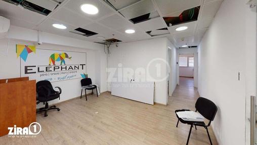 משרד בבניין ראשון ביזנס סנטר | קומה 1 | שטח 88מ״ר  | תמונה #1 - 1
