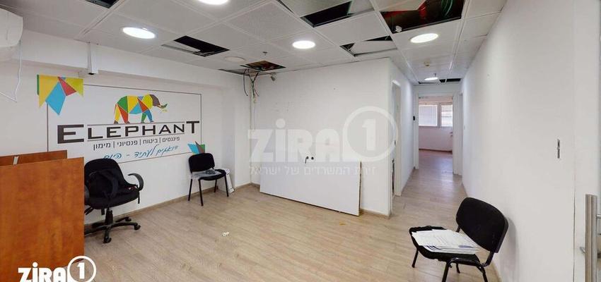 משרד בבניין ראשון ביזנס סנטר | קומה 1 | שטח 88מ״ר  | תמונה #0 - 1