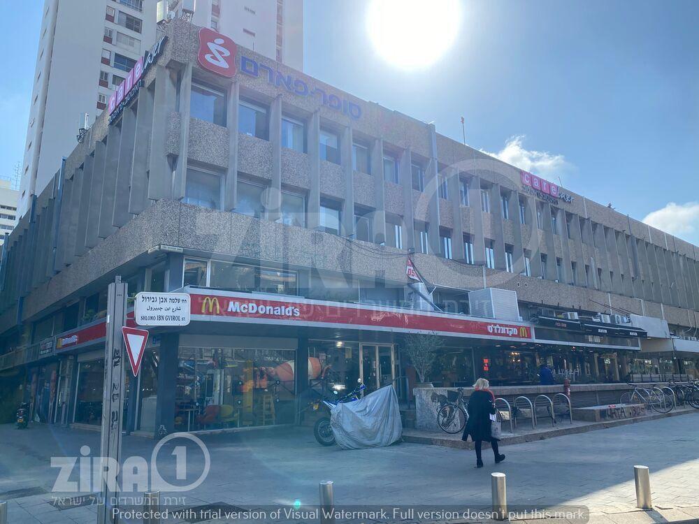 בניין לונדון מיניסטור בתל אביב יפו | רמת הבניין classB | תמונה #0 - 1